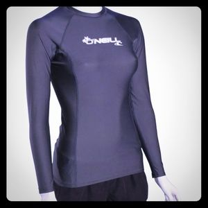 O'Neill Basic Skins long sleeved rashguard top